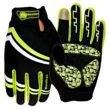 Stylish Touch Screen Bicycle Gloves Motorcycle Glove Men Women Full Finger Glove MTB Mittens Winter Road Bike Gloves for Bicycle недорого