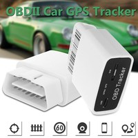 16 PIN Auto Car GPS Tracker locator with web vehicle Fleet Management System OBD Tracker Positioner For IOS/Android APP