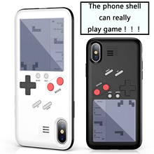 ZUCZUG Game Case For Huawei P20/P20Plus Retro Nintendo Tetris Gameboy Soft TPU Phone for P20 Plus Pro Cover Gift