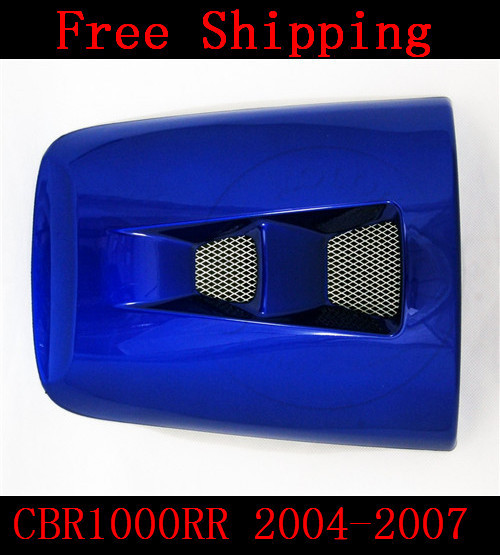 new fender eliminator fit for honda 2003 2004 2005 2006 cbr600rr & 2004 2007 cbr 1000 rr led china motorcycle spare parts For Honda CBR1000RR 2004 2005 2006 2007 motorbike seat cover CBR 1000 RR Motorcycle Blue fairing rear sear cowl cover