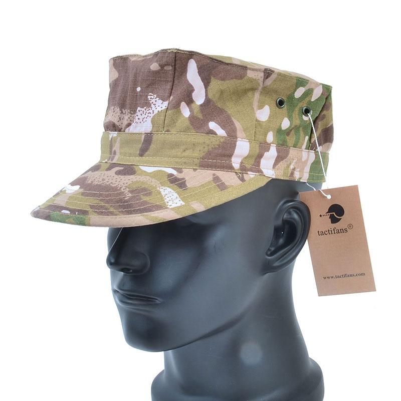 Tactifans octagon camuflagem chapéu tático marinha militar boné ripstop eua marinha chapéu esporte ranger exército combate boné milspec
