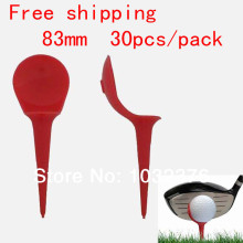 Free Shipping 30pcs Plastic Chair Shape Club Practice Training Accessories Golfing Tool,golf tee