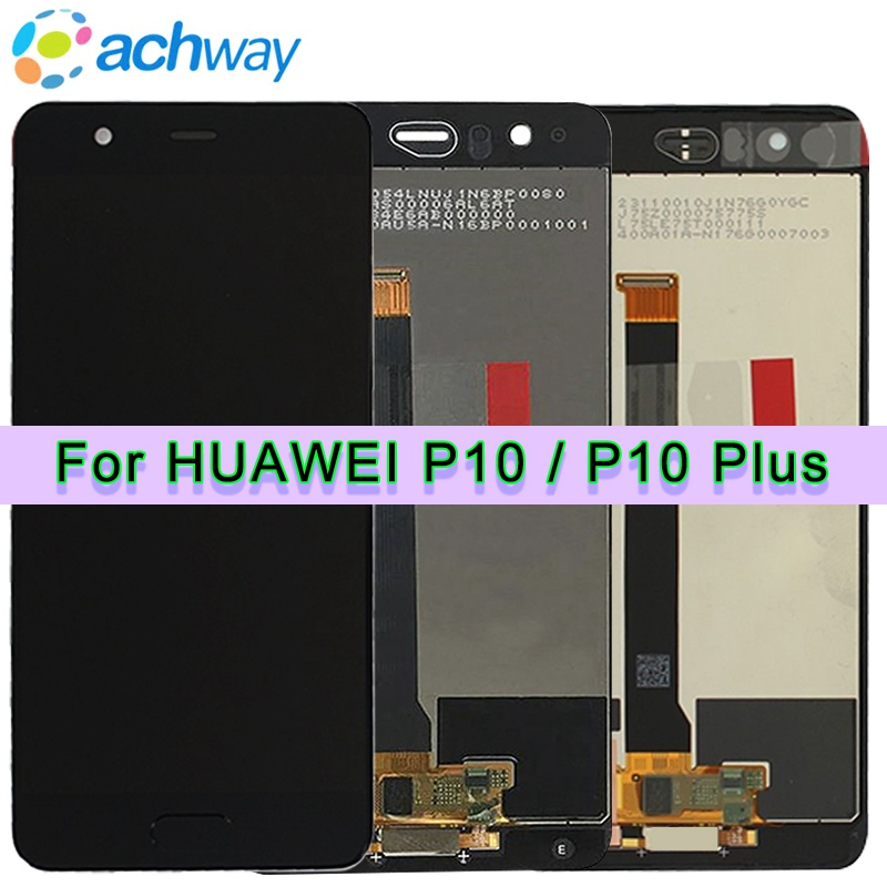 LCD Huawei P10 LCD Display Touch Screen Digitizer Assembly With Frame Replacement VTR-L09 VTR-L10 VTR-L29  Huawei P10 Plus LCDLCD Huawei P10 LCD Display Touch Screen Digitizer Assembly With Frame Replacement VTR-L09 VTR-L10 VTR-L29  Huawei P10 Plus LCD