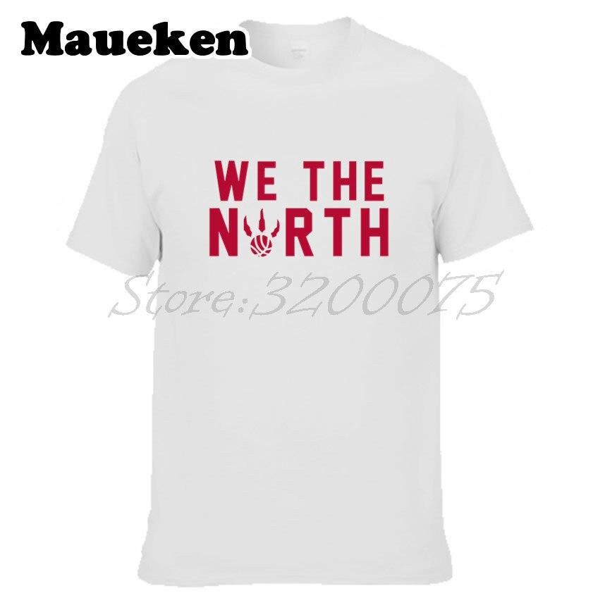 Men Toronto We the North Logo Kyle Lowry DeMar DeRozan T-Shirt T-shirt Clothes T Shirt Mens for Raptors fans gift tee W17112211