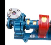 Continuous Circulation Hot Oil Pump head(without mounting or motor)