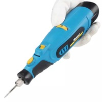 Cordless Electric Multifunction Rotary Tool Power Tools Drill Polisher Grinder Sander Engrave Carve
