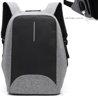 for macbook 15 inch Laptop bag For Teenager Fashion Leisure Travel Large Capacity anti thief case notebook Versatile backpack