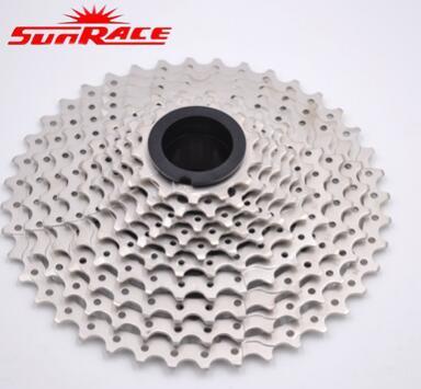 SunRace CSMS8 11-40 T/11-42 T 11 vitesses vtt vélo Cassette roue libre large rapport vélo vtt roue libre Cassette 11-40 T/11-42 T