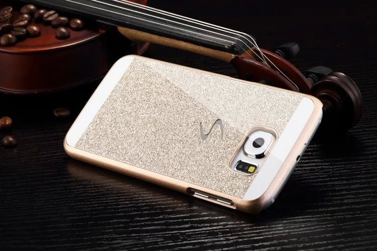 Fashion Luxury Diamond Flash Case For Samsung Galaxy S7 edge S6 Note7 3D Bling Delicate Phone Cases Phone Accessories Protector 7