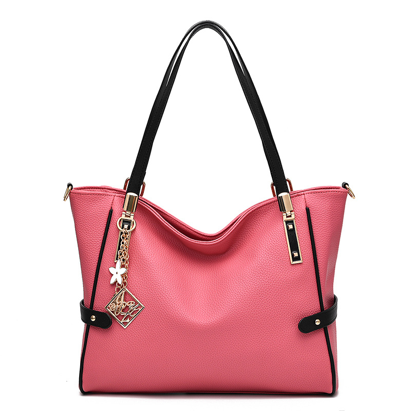 29d6fdb28d44 2017 Louis Bag luis vintage Female Sequined Tassel Hobos Nerverfull Leather  Causal Tote Famous Brand Women Handbags HDG0208 3-in Top-Handle Bags from  ...