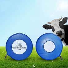Animal Body Pigs Cattle Weight Measure Tape 250cm Length,Cattle/Pig Sheep Farm Equipment