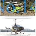Высокое качество SYMA S8 3CH вертолет с гироскопом-бесплатная радиоуправляемые игрушки Drone 3 каналы мигающий aeromodelo aviao красный / зеленый