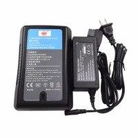 DSTE BP 95W BP95W Battery NKC1682000 Adapter For Sony PMW EX330K PMW EX330L PMW 580K PMW580L
