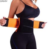 2016 New Waist Trainer Underwear Waist Corsets Hot Body Shaper Women Belt Corrective Underwear Modeling Strap