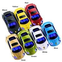 NEWMIND F15 MP3 MP4 FM radio SMS MMS máy ảnh đèn pin kép thẻ sim nhỏ điện thoại di động mô hình xe di động nhỏ điện thoại di động P431