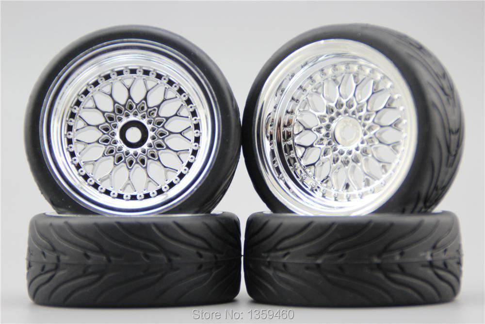 4pcs 1//10 Touring/&Drift Nylon Wheel Rim Y12C 3//6//9mm Offset 1//10 Wheel 10036