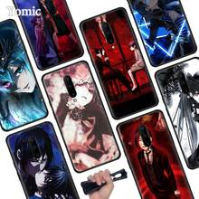 Kuroshitsuji Black Soft Case for Oneplus 7 Pro 7 6T 6 Silicone TPU Phone Cases Cover Coque Shell