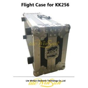 Litewinsune dmx iluminação de palco acessórios dmx controlador caso do vôo pacote caso estrada