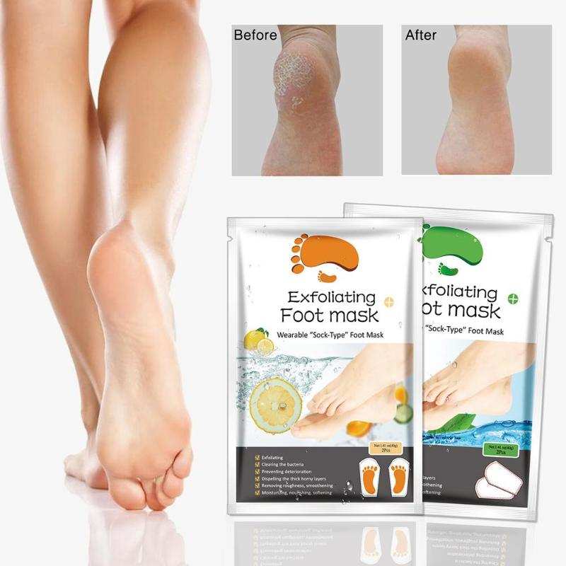 Feet Peeling Foot Mask Health Care Skin