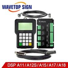 RichAuto DSP A11 A12S A15 A18 3 оси связь 4 оси связь контроллер Поддержка автоматический инструмент мульти-обмен головки
