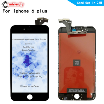 LCD Display Digitizer For iPhone 6 plus 6Plus 6P A1522 A1524 A1549 A1586 A1589 A1522 A1524 A1593 Touch Panel Screen Assembly image
