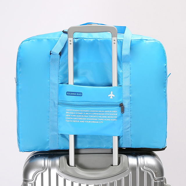Large Casual Travel Bags Clothes Luggage Storage Organizer Collation Puch  Cases Suitcase Accessories Supplies Item Stuff