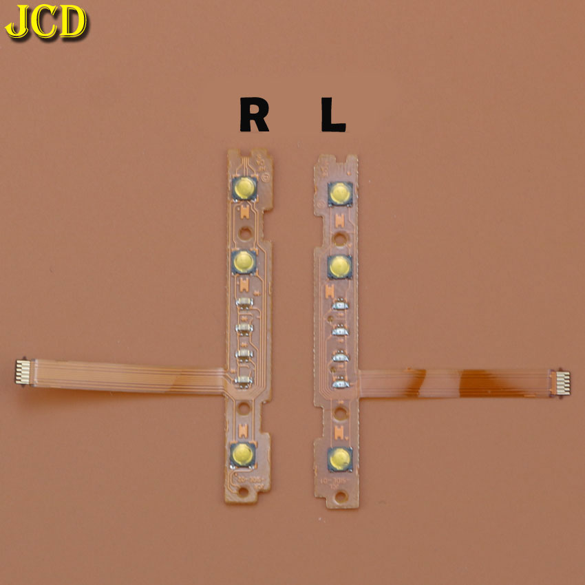 JCD Replacement SL SR Button Ribbon Flex Cable For Nintend NS Switch Joy-Con Left Right Button Key Flex Cable For NS Joy Con