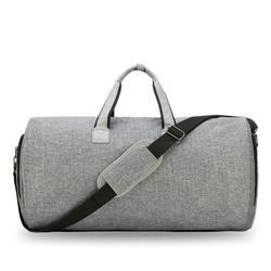WEIXIER спортивная сумка для переноски Attaccatura Valigia Abbigliamento Sacchetto di Affari New con Cinghia di Spalla Borsa QW-01