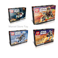 LEPIN 05011/05013/05015/05016 Star Wars Storm Soldier Micro Fighters  Building Block Toys
