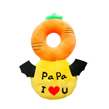 New Toddler Baby Head Protection Pad/Pillow Cartoon Baby Walking Assistant Child Safety Products 7 Colors