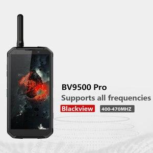"Image 4 - Blackview bv9500 pro original 5.7 ""smartphone áspero ip68 à prova dip68 água walkie talkie 6gb + 128gb 10000mah 18:9 fhd nfc telefone móvel"