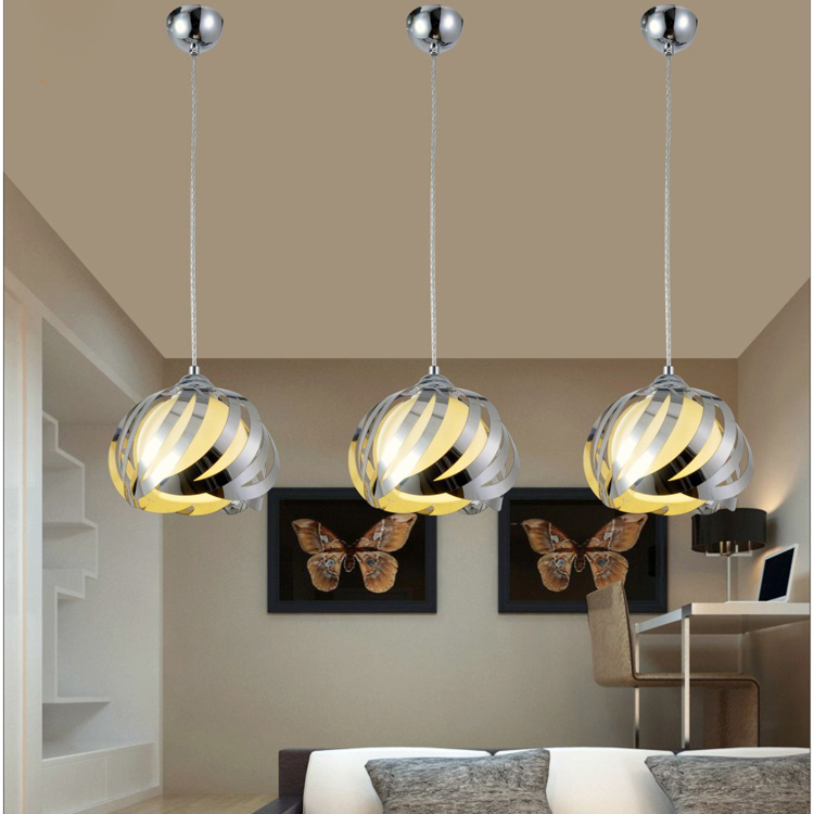 Creative Many Heads Glass Pendant Light Living Room Bedroom Lamp Aisle Bubble Ball Pendant Light Personalized Restaurant Lamps 3 heads pendant lamps dining room glass pendant light living room lights bedroom pendant lamps iron lamp fg552