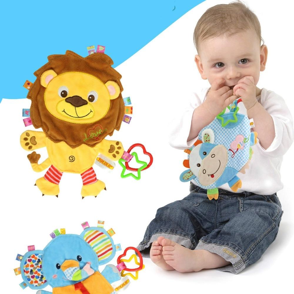 Toys For 0 12 Months : Educational baby toys months bebek oyuncak plush