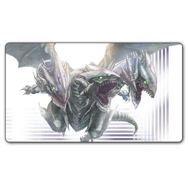 58 Ygo Playmat 14x24 Zoll Yu Gi Oh 2 Kopf Drachen Spielmatte