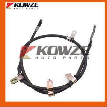 Задний правый стояночный тормоз-сзади кабель для Mitsubishi PAJERO MONTERO SPORT Challenger Nativa K96W K99W MR235305