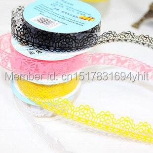 buy cutout lace tape lace decoration diy photo album corner decoration tape for. Black Bedroom Furniture Sets. Home Design Ideas