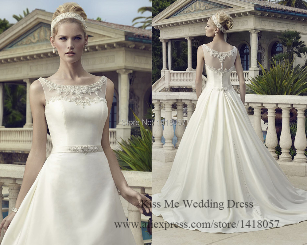 Cheap Wedding Dresses Lace: 2015 Western Country Cheap Wedding Dresses Made In China A