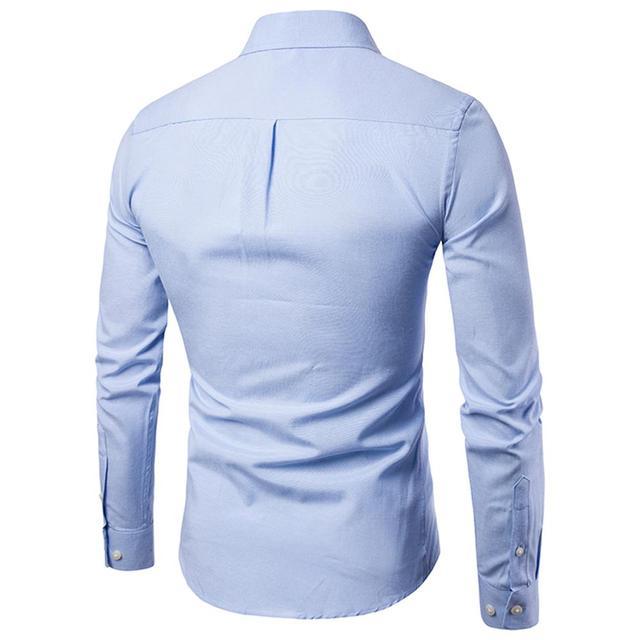 Men's Comfortable Cotton Shirt