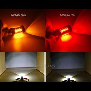 Image 5 - 2x H7 H8 H11 9005 9006 HB4 H16 30 W/50 W/80 W קרי שבבי LED רכב ערפל אור ערפל מנורת LED פנס בשעות היום Runing אור DRL 12 V