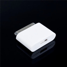 Micro USB NO Data Sync Charge V8 TO IPHONE 4/4S Convertor Cable Charger Adapter For iPhone 4 4S ipad 2 3 ipod touch