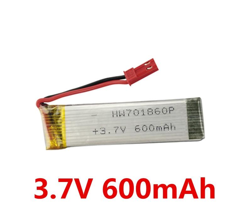 Bll UDI U817A U818A V959 V929 V222 S032 h07n h07nc h07nl grc <font><b>Quadricopter</b></font> запасных Запчасти Батарея (3.7 В 600 мАч) бесплатная доставка