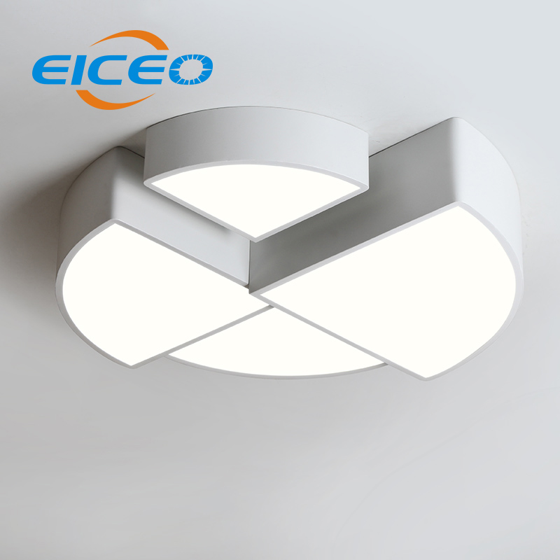 (EICEO) Creative Simple Modern Ceiling Lamp Personality Balcony LED  Study Bedroom Lamp Living Room Lights children room lamp