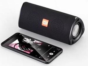 Image 1 - ポータブル Bluetooth スピーカースピーカー、ワイヤレスポータブルスピーカー 10 ワットステレオシステムとサラウンド音楽屋外スピーカー
