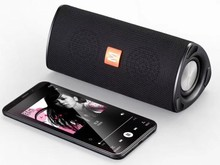 Portable Bluetooth speaker speaker, wireless portable speaker with 10W stereo system and surround music outdoor speaker