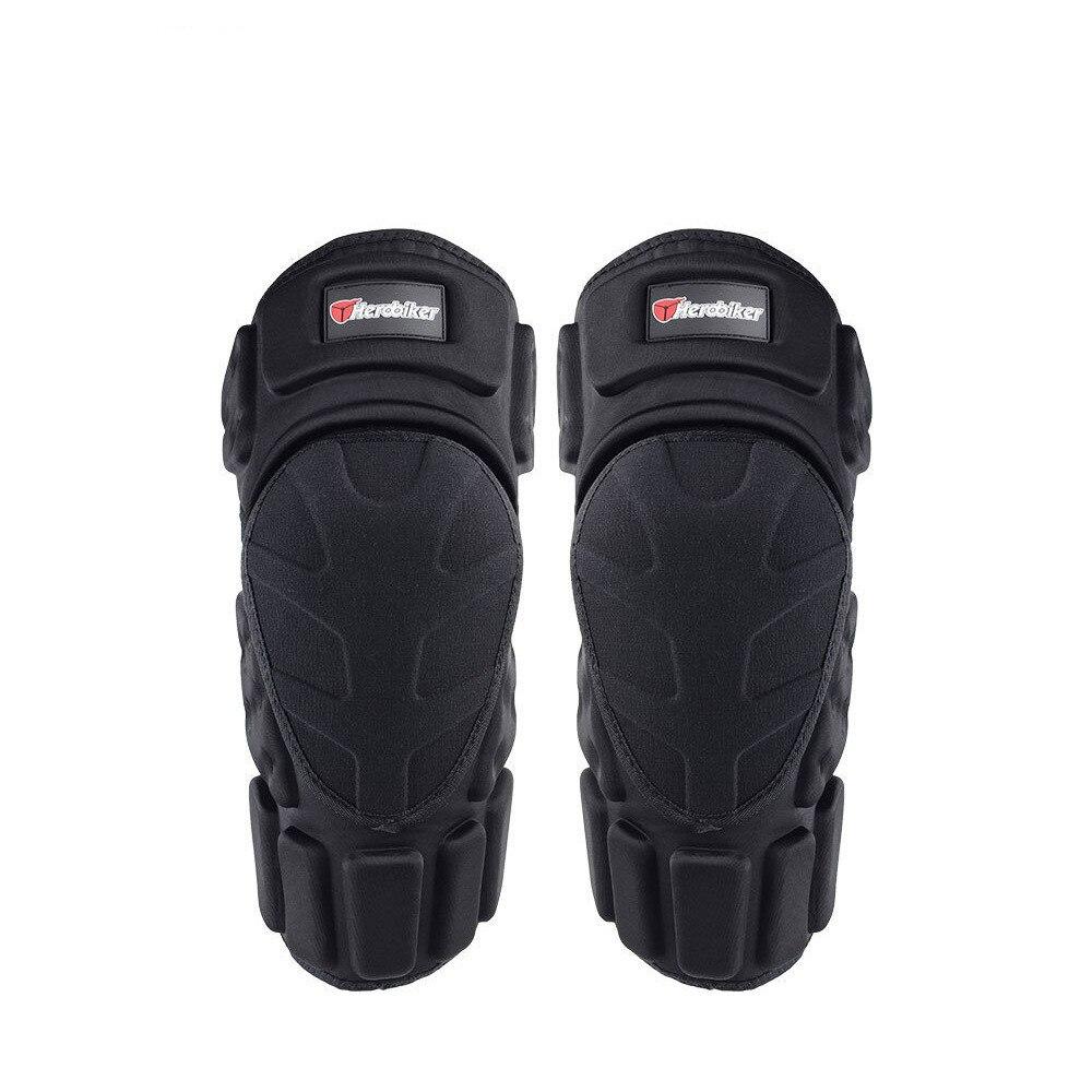 Genouillères Moto Motocross genouillère garde vtt Ski équipement de protection genouillère Moto genouillère Support