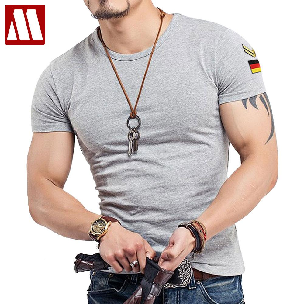 New 20 Colors Round neck Tactical T Shirt Men Army T-shirt Military Tshirt  Cotton Tee Shirts Plus Size S-5XL Roupas Masculinas 741d2278de4