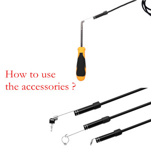 Image 2 - 8mm Type C Android USB Endoscope 10M Snake Industria Endoscope Waterproof Borescope Inspection Video Camera for Android Windows