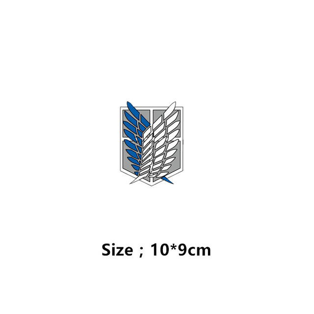 Attack on Titan Wings of Liberty Patches