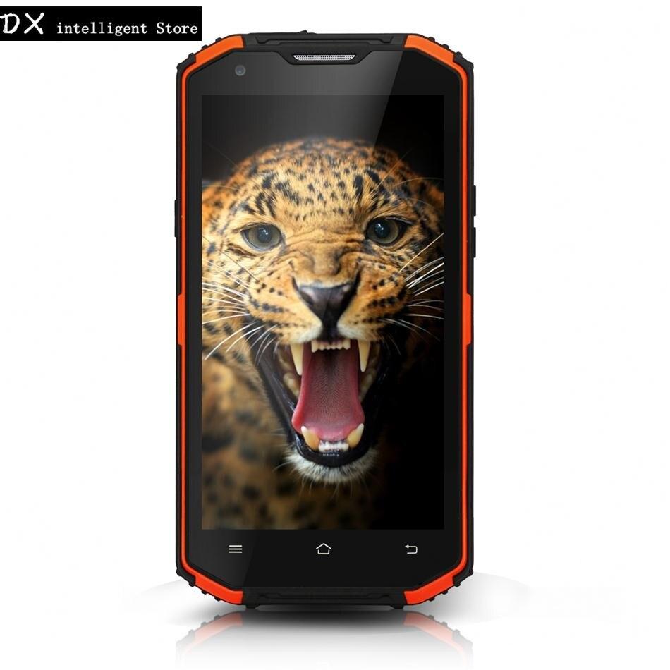 bilder für DTNO. I NO. 1 VPhone X3 4G wasserdichte Smartphone MTK6735 Quad Core 5,5 Zoll Android 5.1 2 GB + 16 GB 4500 mAh Dual Sim Mobile Handy