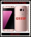 "Samsung Galaxy S7 Edge G935F Оригинальный Разблокирована 4 Г LTE Android Мобильный Телефон Окта Ядро 5.5 ""12MP RAM 4 ГБ ROM 32 ГБ 3600 мАч"